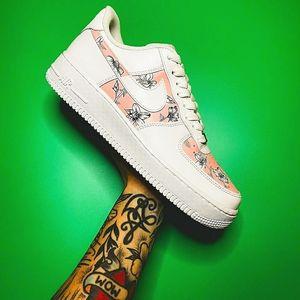 Custom designed Nike Air Force One
